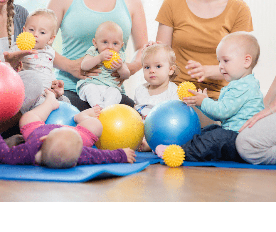 Playgroup Party Ottawa Sleep Consultant Services